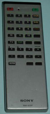 Sony RM-615P