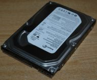 Seagate 160gb hard drive