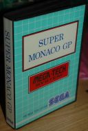 Super Monaco GP box
