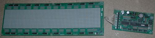 Golden Tee Display PCB