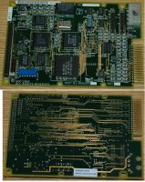WD MFM SCSI controller adapter
