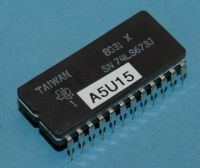 A5-U15 16-bit Shift Register