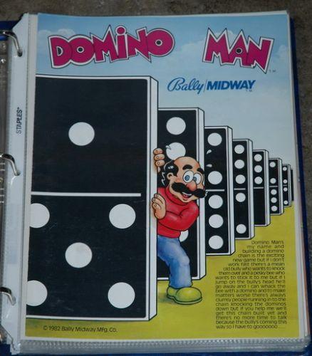 Domino Man
