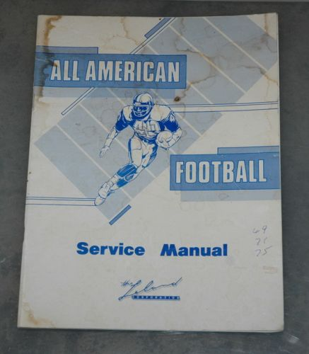 All American Football