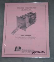 Deltronics Ticket Dispenser