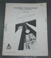 Road Blasters Schematics