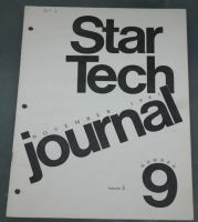 Star Tech Journal V3 N9