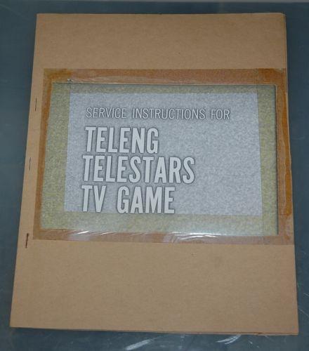 Teleng Telestars TV Game
