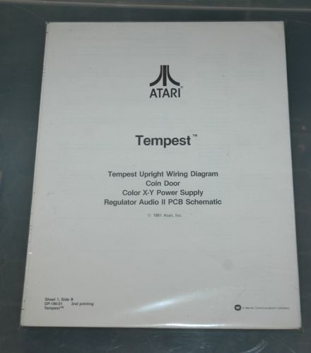 Tempest Schematic package