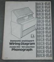 Rock-Ola 450 Diagrams