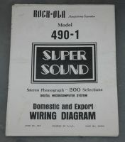 Rock-Ola 490-1 Super Sound