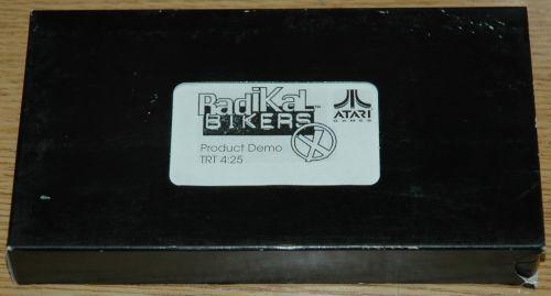 Radikal Bikers Product Demo VHS